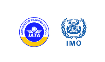 IMDG and IMO IATA Logos