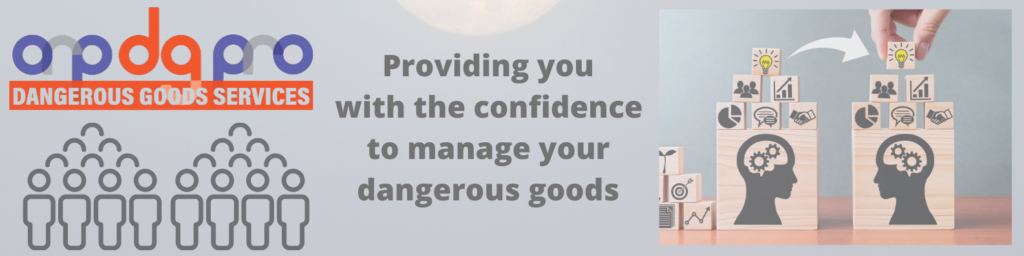 Handle your dangerous goods with confidence