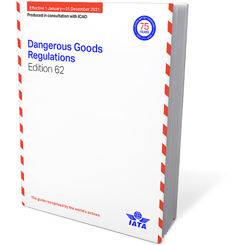 Dangerous goods regulations Edition 62