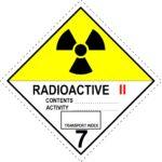 Radioactive Material II-Yellow