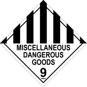 Miscellaneous Dangerous Goods