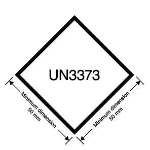 UN 3373 Biological Substance